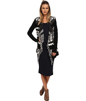 ONLY - New Liva Long Sleeve Draped Knit Cardigan