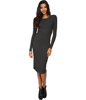 ONLY - Brooks Long Sleeve Ribbed Dress