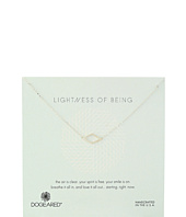 Dogeared - Lightness Of Being Air Diamond Soldered Necklace