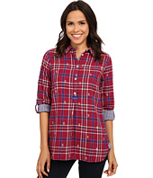 Hatley - Plaid Pop Over Top