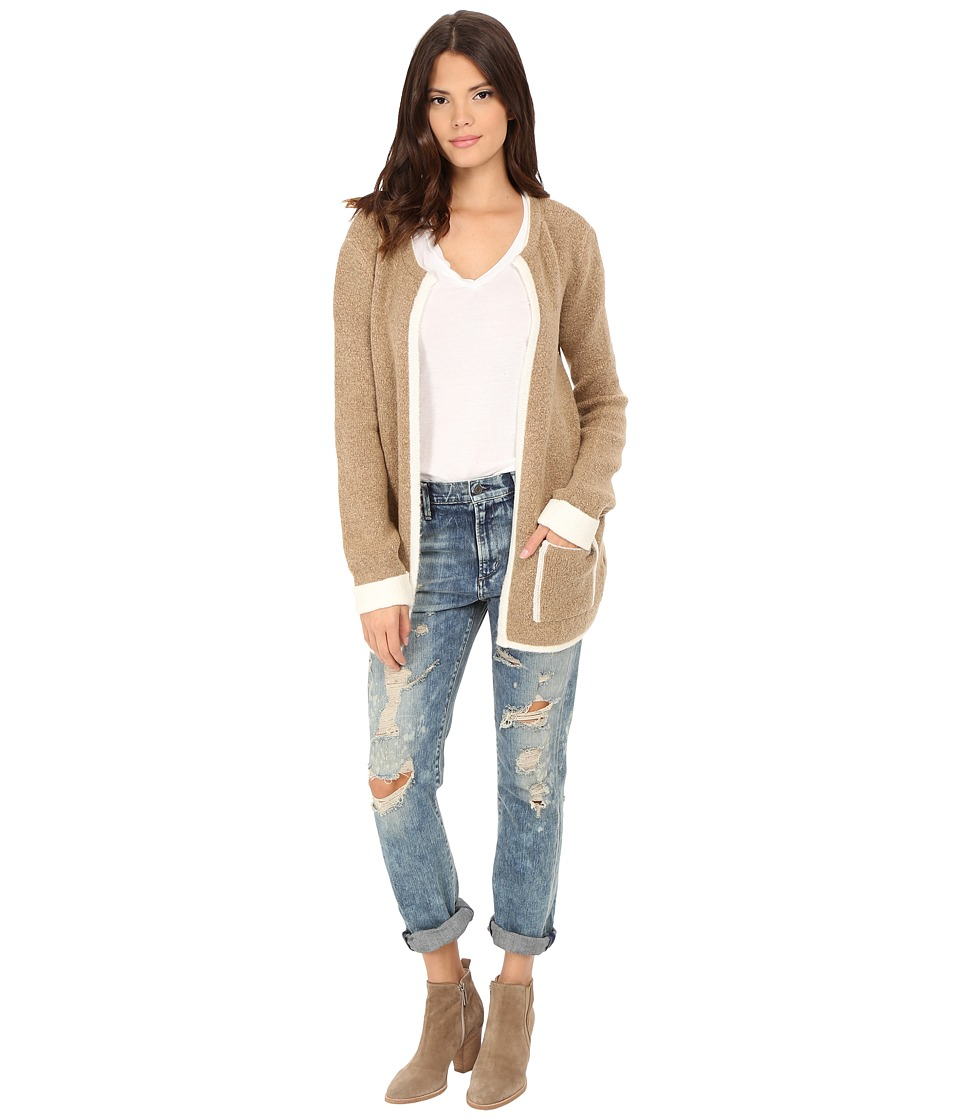ONLY Maggie Long Sleeve Knit Jacket Etherea Womens Coat