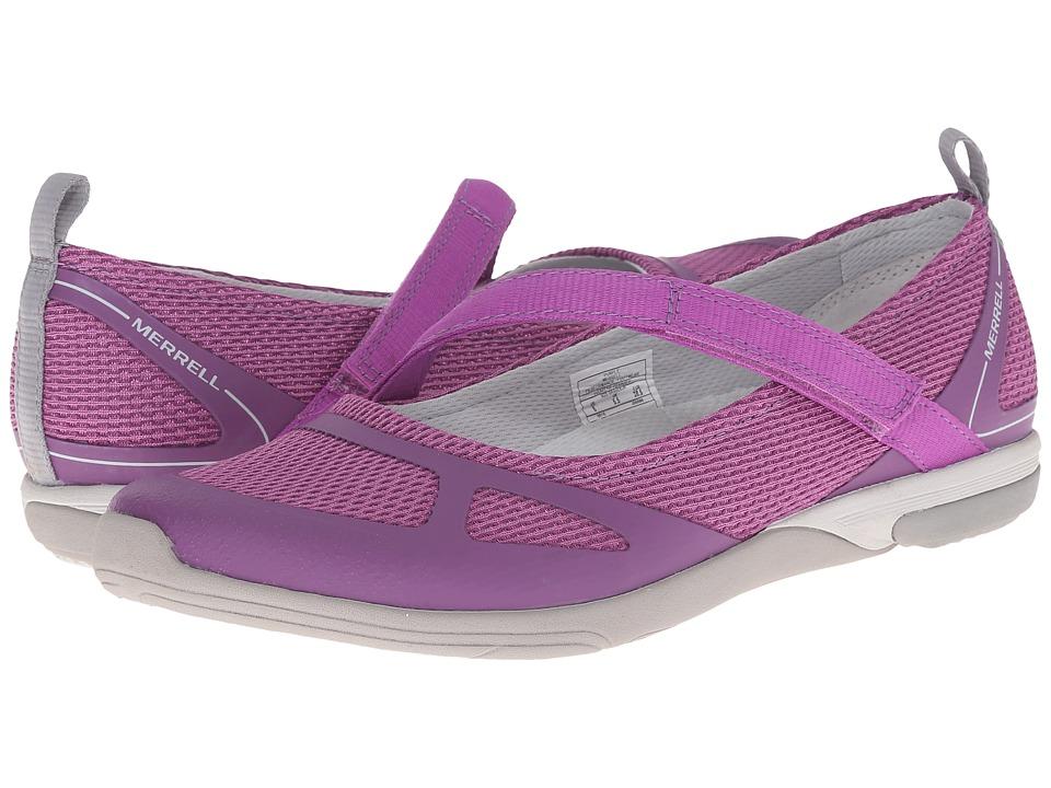 Merrell Ceylon Sport MJ Purple Womens Shoes