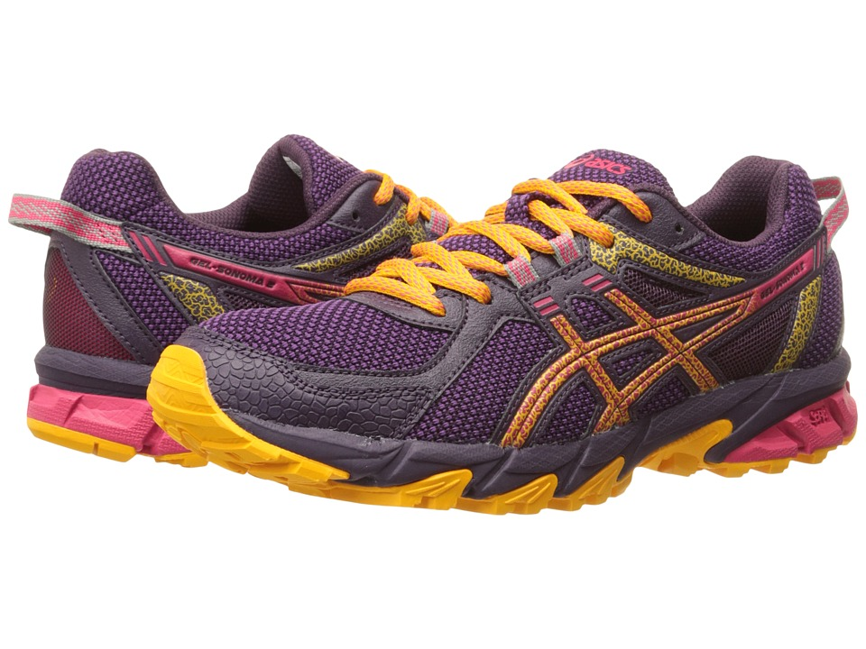ASICS GEL-Sonoma 2 (Purple/Azalea/Apricot) Women