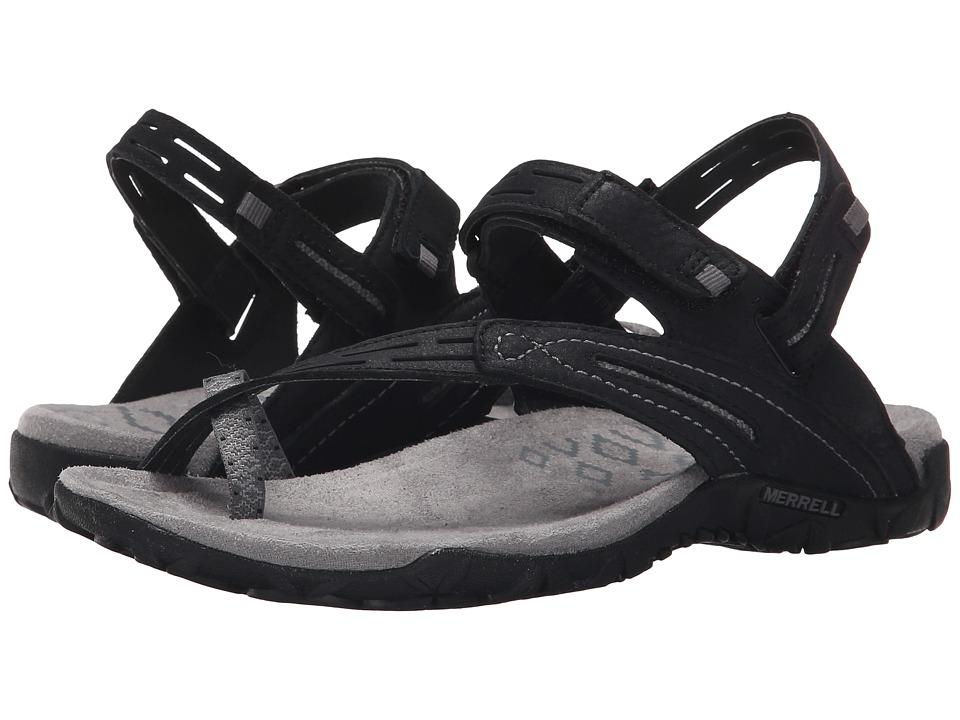 Merrell - Terran Convertible II (Black) Womens Shoes