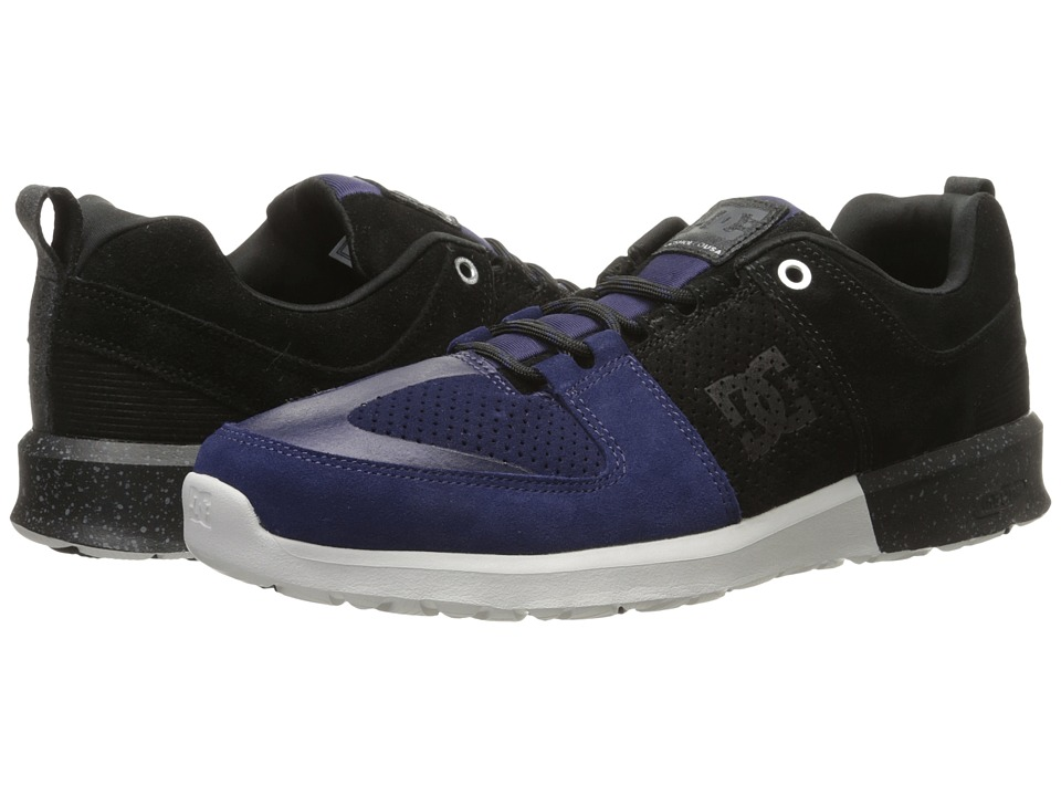 DC - Lynx Lite SE (Black Navy) Skate Shoes