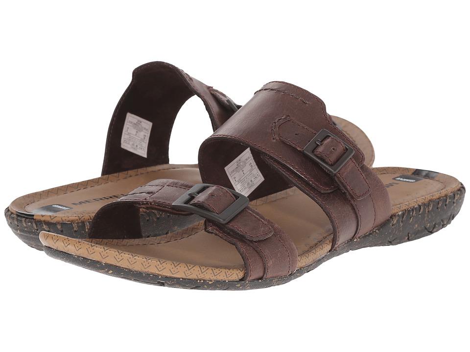 Merrell - Whisper Slide (Brown) Womens Shoes
