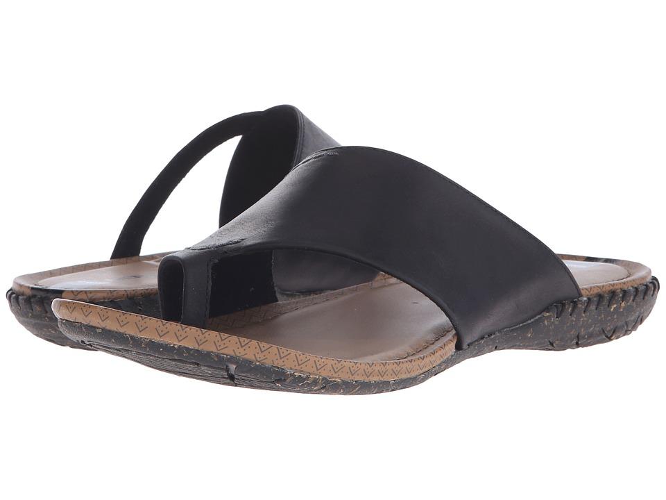 Merrell - Whisper Wrap (Black) Womens Shoes