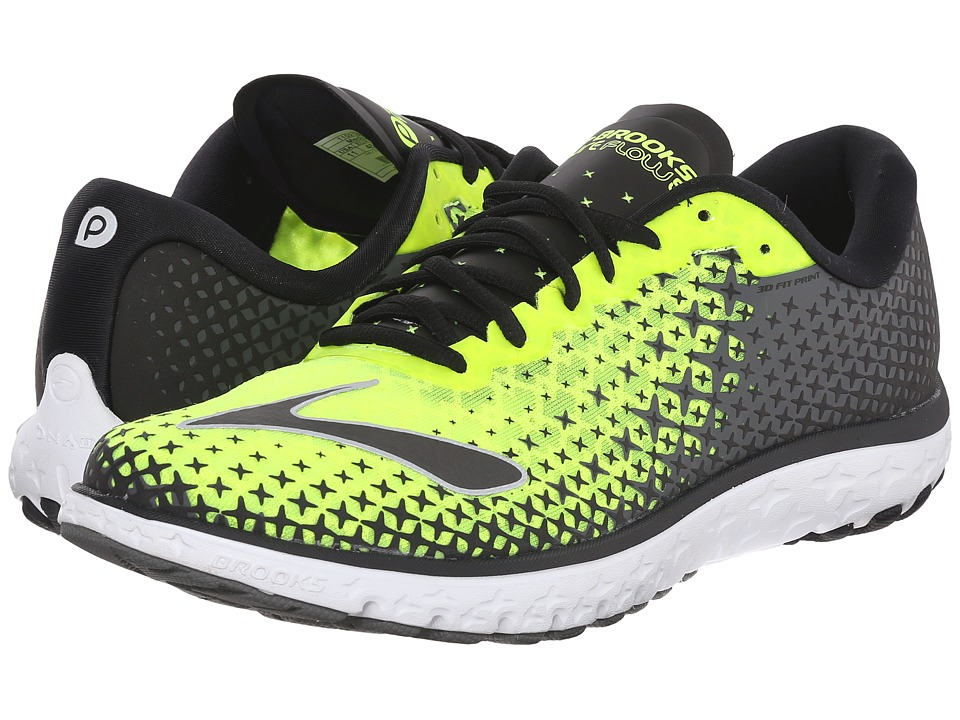 Brooks PureFlow 5 (Nightlife/Castlerock/Black) Men