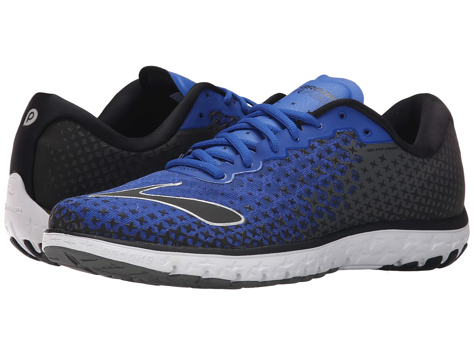 Brooks PureFlow 5 (Electric Brooks Blue/Castlerock/Black) Men