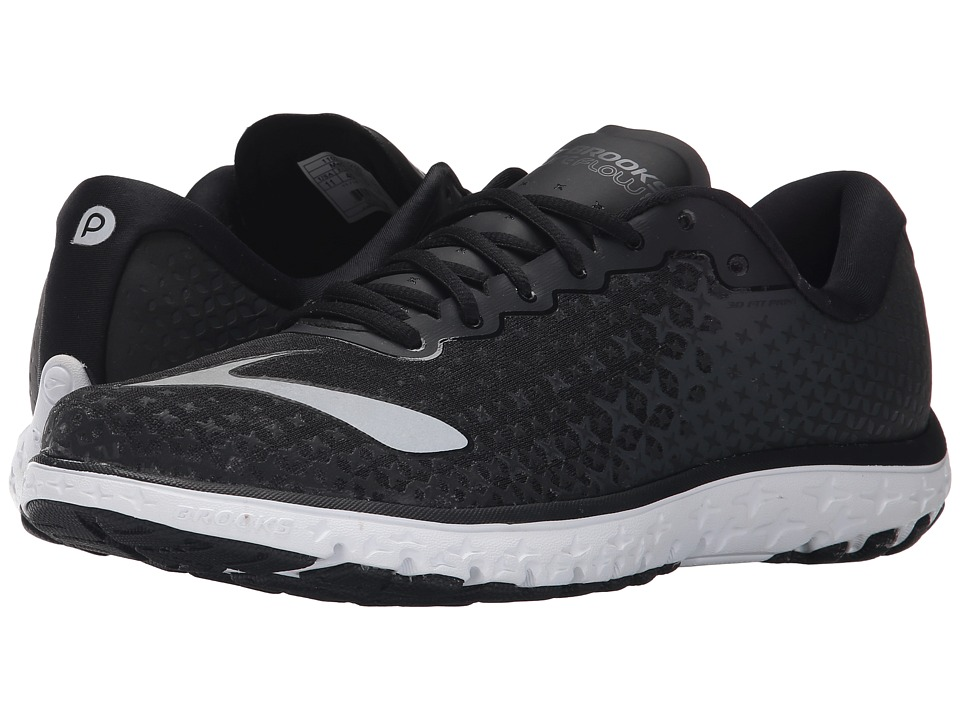 Brooks PureFlow 5 (Black/Anthracite/White) Men