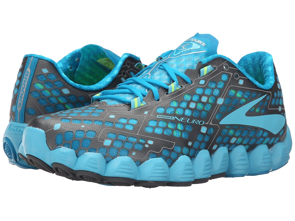 Brooks Neuro (Atomic Blue/Bluefish/Nightlife) Women