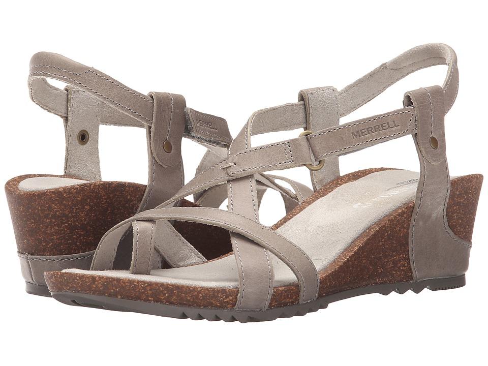 Merrell - Revalli Aura Post (Grey) Womens Shoes