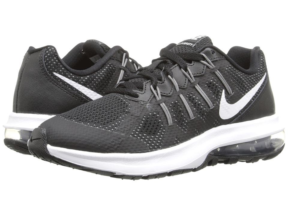 Nike Kids Air Max Dynasty Big Kid Black/Cool Grey/Anthracite/White Boys Shoes