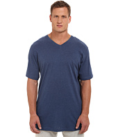 Tommy Bahama - Big & Tall Heather Cotton Modal Jersey Knit V-Neck Tee