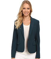 Anne Klein - One Button Peak Lapel Jacket