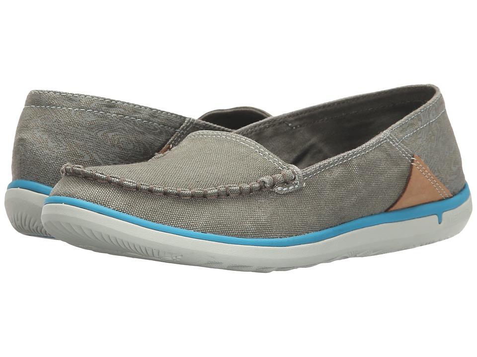Merrell - Duskair Moc (Putty) Womens Shoes