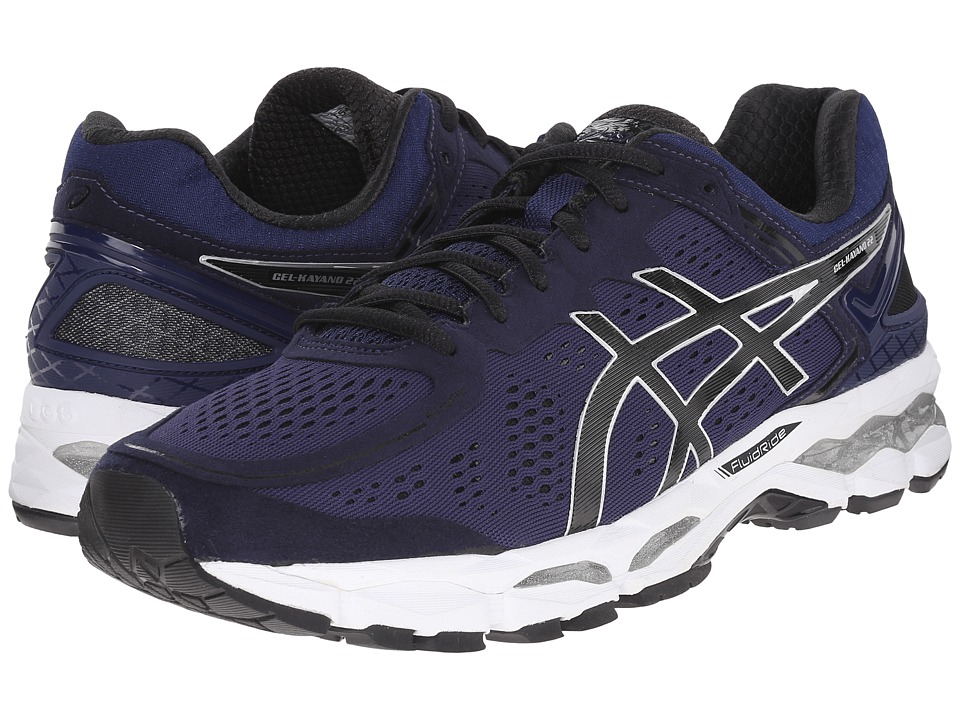 ASICS - GEL-Kayano 22 (Mediterranean/Black/Copper) Men