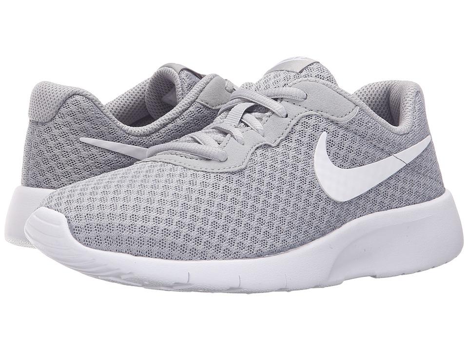 youth grey nike sneakers