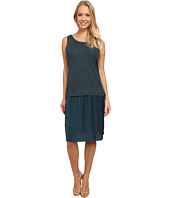 Anne Klein - Mixed Media Tank Dress