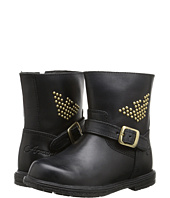 Armani Junior - Studded Motorcycle Boot (Toddler/Little Kid)