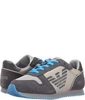 Armani Junior - Basic Sneaker (Little Kid/Big Kid)
