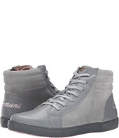 Armani Junior - Suede-Leather Sneaker (Little Kid/Big Kid)