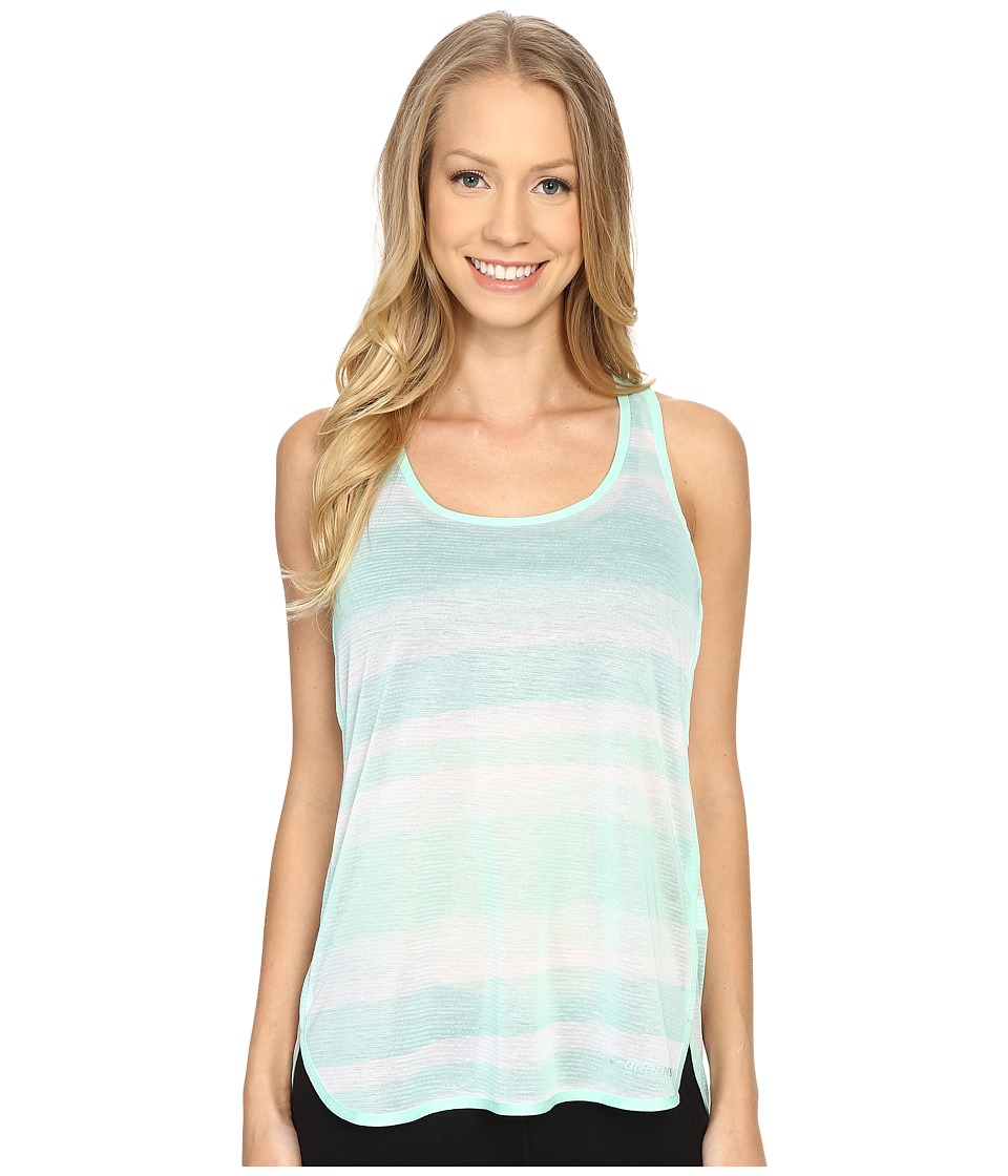 Brooks Ghost Racerback Top Surf Scape Womens Sleeveless