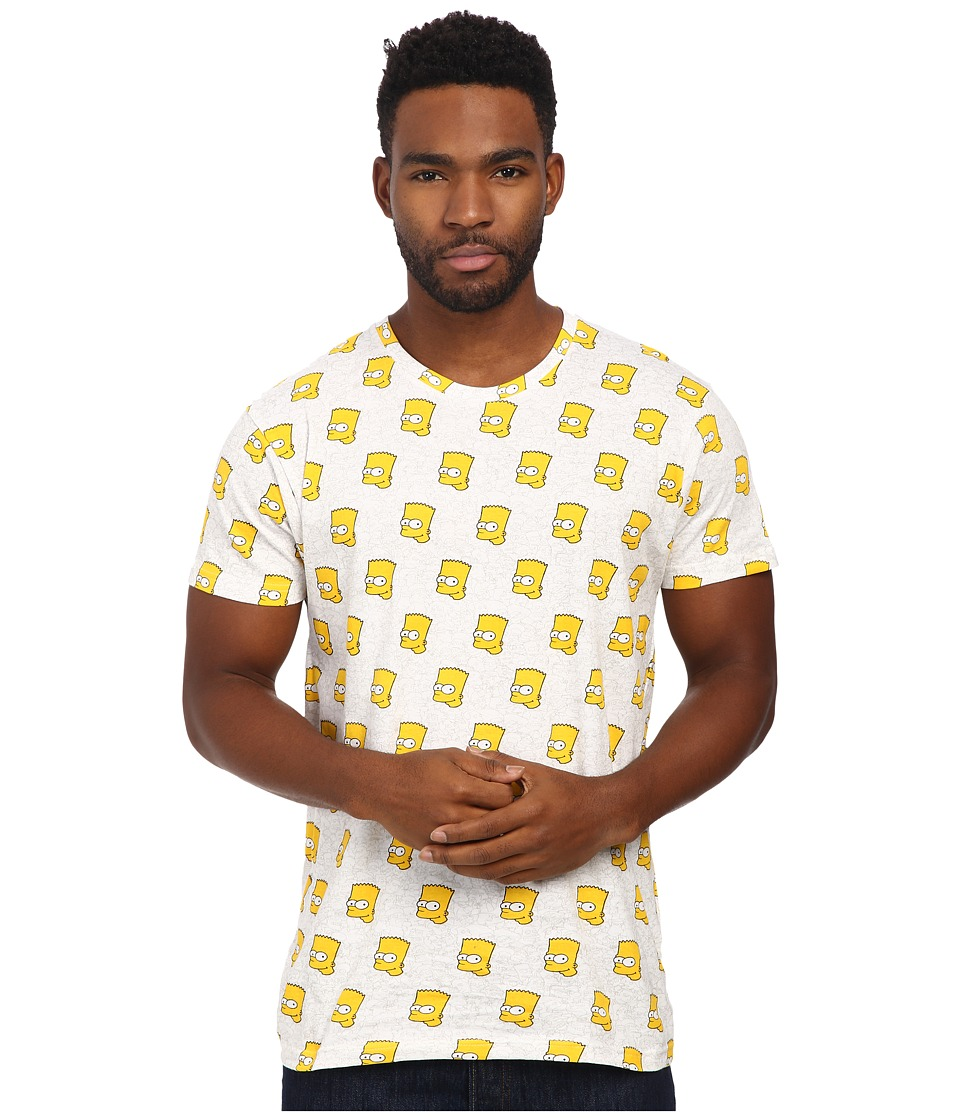 Eleven Paris Hart Tee Olhart Print Mens T Shirt