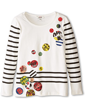 Junior Gaultier - Paya Tee Shirt (Big Kid)