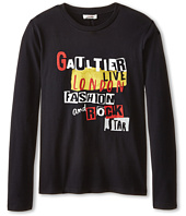 Junior Gaultier - Pedro Tee Shirt (Big Kid)