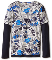 Junior Gaultier - Pierre Tee Shirt (Big Kid)