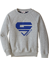 Junior Gaultier - Peeter Logo Sweater (Big Kid)