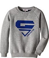 Junior Gaultier - Peeter Logo Sweater (Toddler/Little Kid)