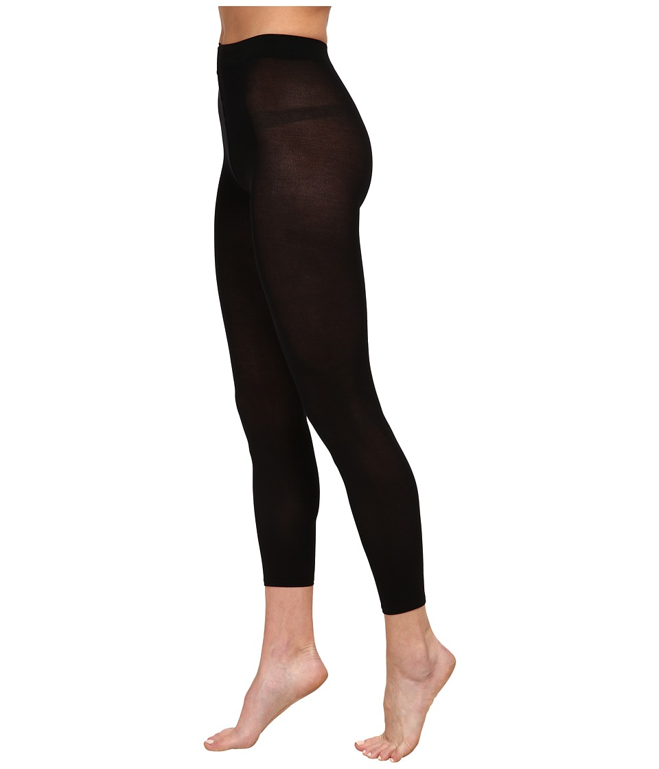 Falke - Cotton Touch Leggings (Black) Hose