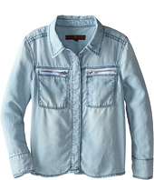 7 For All Mankind Kids - Chambray Shirt (Little Kids)