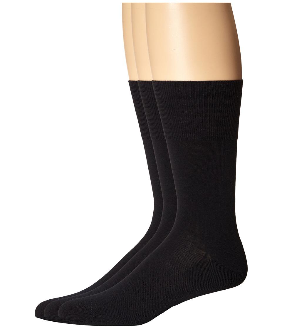 Falke Airport Crew Socks Dark Navy Mens Low Cut Socks Shoes