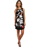 Nine West - Sleeveless Floral Dance Printed Dress