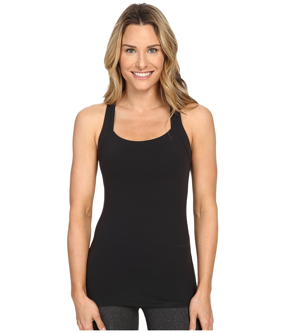Lucy Fitness Fix Tank Top Lucy Black Womens Sleeveless