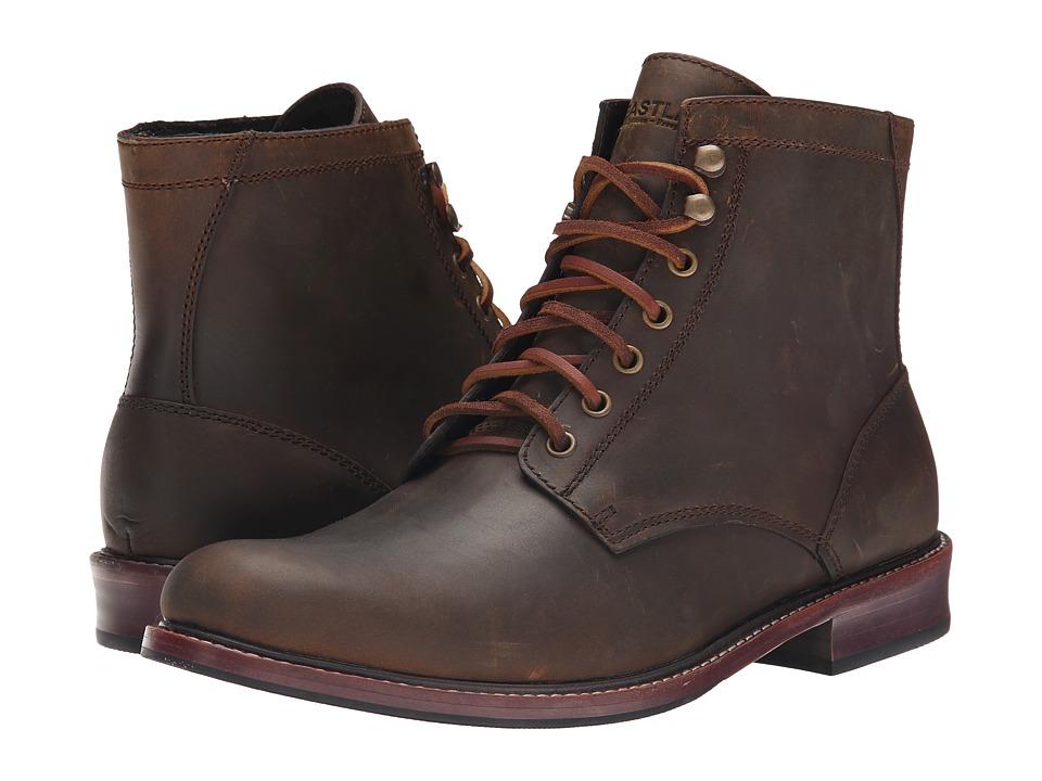 Eastland 1955 Edition - Elkton 1955 (Dark Tan) Mens  Shoes