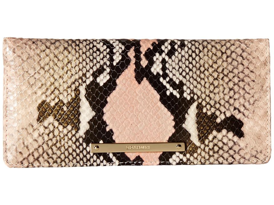 Brahmin Ady Wallet Rose Wallet Handbags