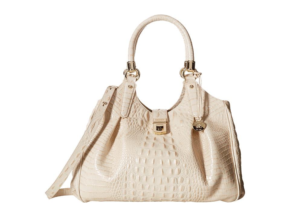 Brahmin Elisa Cava Satchel Handbags