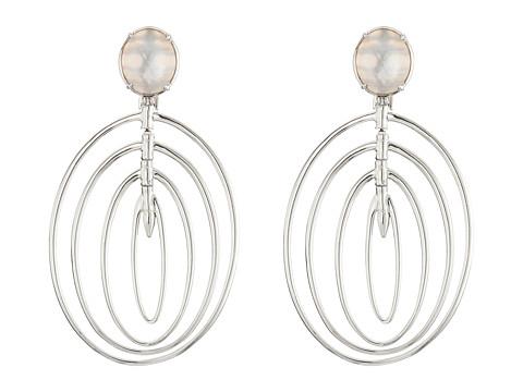 Stephen Webster Jewels Verne Bonafide Earrings - White Agate/Mother-of-Pearl/Quartz