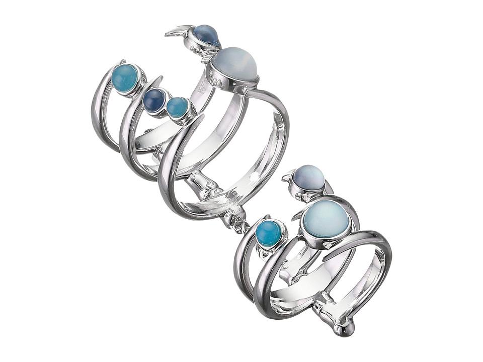 Stephen Webster - Jewels Verne Bonafide Ring with Blue Agate