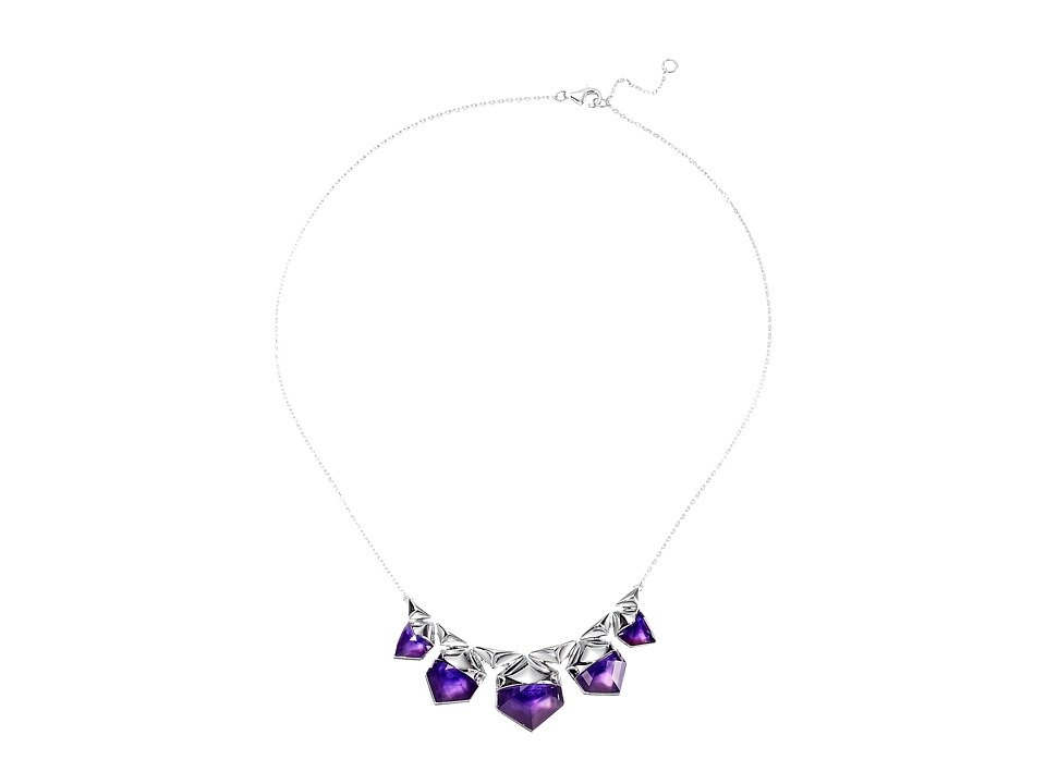 Stephen Webster - Superstud Crystal Haze Necklace (Pale A...