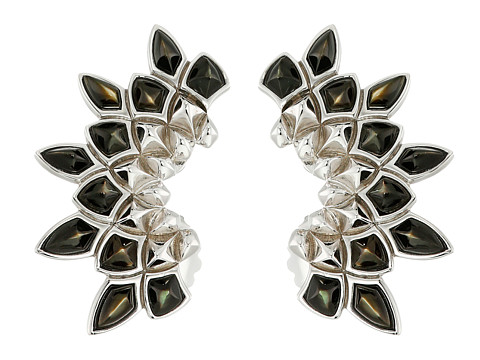 Stephen Webster Superstone Earcuffs - Black Mother-of-Pearl