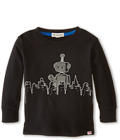 Appaman Kids - Long Sleeve Graphic Tee - Appabot (Toddler/Little Kids/Big Kids)