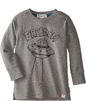 Appaman Kids - Long Sleeve Graphic Tee - Freedom (Toddler/Little Kids/Big Kids)