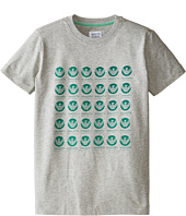 Armani Junior - AJR Circle Logo Block w/ Ombre (Big Kids)