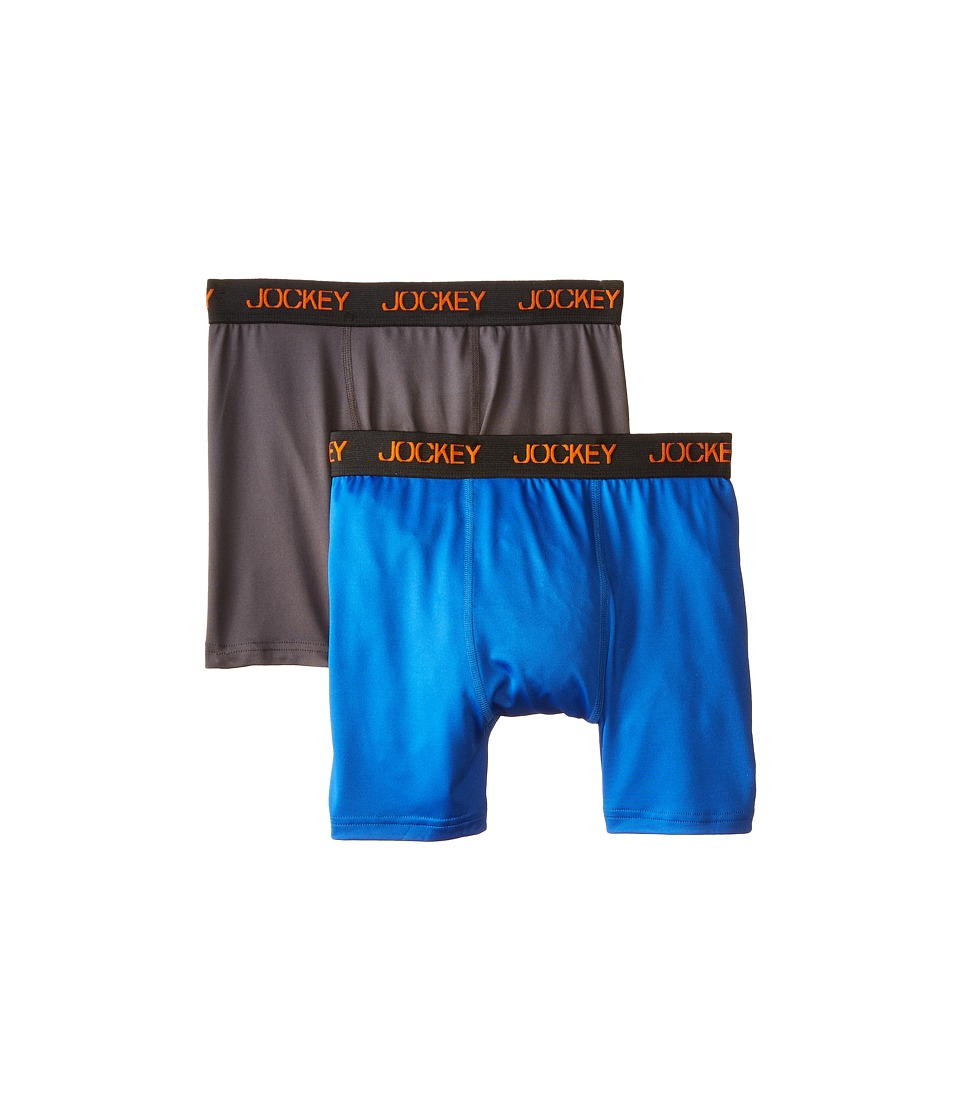 Jockey Kids - New 2-Pack Performance Boxer Brief
