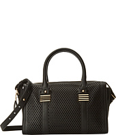 Big Buddha - Perforated Satchel